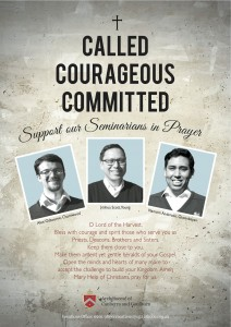 Support our Seminarians 2015