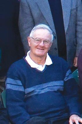 Fr Peter Cronin
