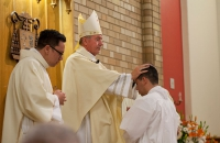 Ordination to the Diaconate of Adrian Chan and Namora D.P.Anderson, St Christopher's Cathedral, Canberra, 22 September 2017