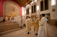 CHRISM Mass, St Christopher's Cathedral Parish, Canberra, 10 April, 2017