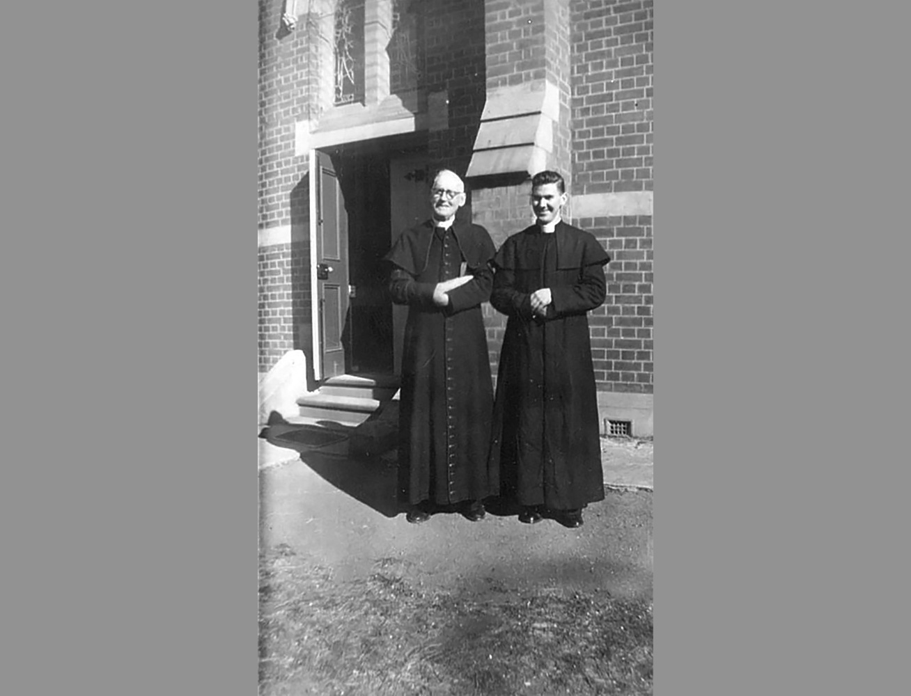 At his ordination to priesthood on July 27, 1954. Picture: Supplied.