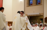 Ordination to the Priesthood of Rev. Joshua J.R. Scott, Friday 13th October 2017, St Christopher's Cathedral, Manuka, ACT